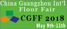 China Guangzhou International Floor Fair 2018