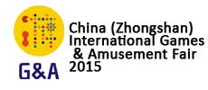 China (Zhongshan) International Games & Amusement Fair 2015