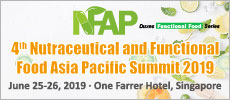 4th Nutraceutical and Functional Food Asia Pacific Summit 2019