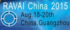 RAVAI China 2015