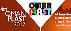 4th OMANPLAST 2017
