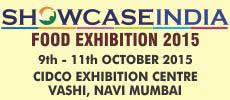Showcase India Food Exhibition